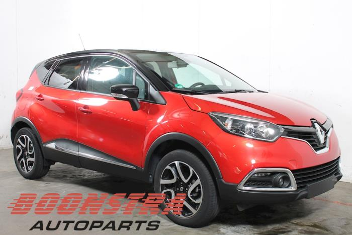 Renault Captur (2R), SUV, 2013<br><small>0.9 Energy TCE 12V, SUV, Benzine, 898cc, 66kW, FWD, H4B408; H4BB4, 2015-03, 2R04; 2R05; 2RA1; 2RA4; 2RA5; 2RB1; 2RD1; 2RE1</small>