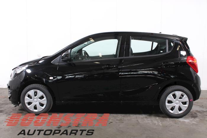 Opel Karl, Hatchback, 2015 / 2019<br><small>1.0 12V, Hatchback, Benzine, 999cc, 55kW, FWD, B10XE, 2015-01 / 2019-03</small>