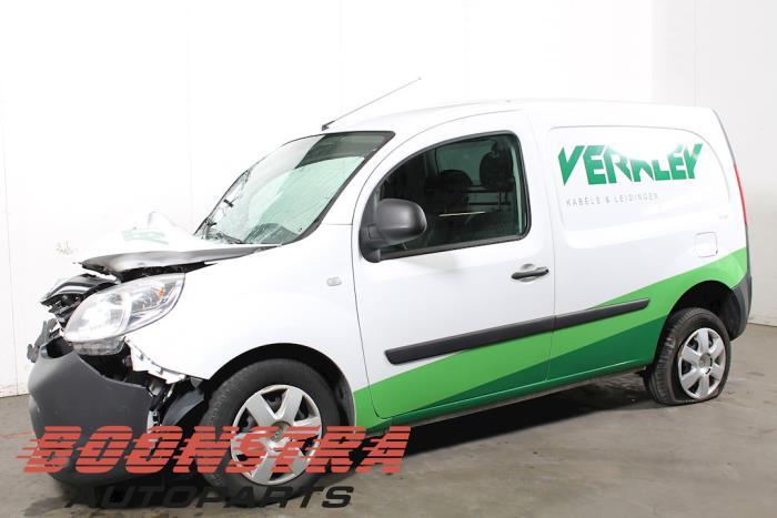 Renault Kangoo 1.5 dCi 75 FAP 2013-02 / 0-00