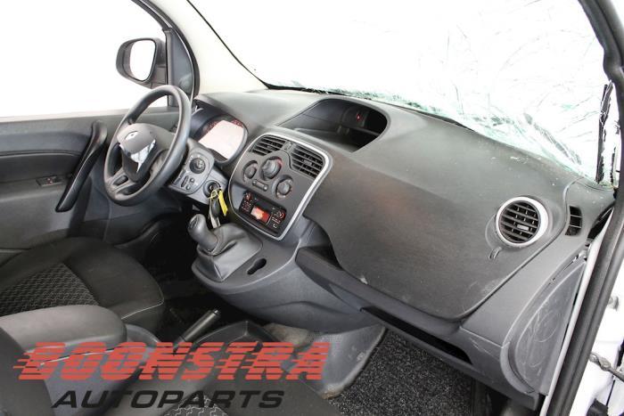 Renault Kangoo Express (FW), Van, 2008<br><small>1.5 dCi 75 FAP, Bestel, Diesel, 1.461cc, 55kW, FWD, K9K608; K9KB6, 2013-02, FW17; FW57; FWG7; FWK7</small>