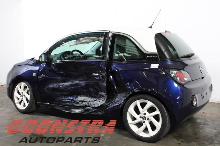 Opel Adam, Hatchback, 2012<br><small>1.4 16V, Hatchback, Benzine, 1.398cc, 74kW, FWD, A14XER, 2012-10 / 2014-11</small>