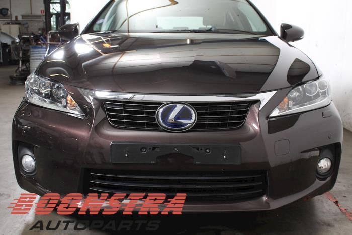 Lexus CT 200h, Hatchback, 2010<br><small>1.8 16V, Hatchback, Elektrisch Benzine, 1.798cc, 73kW, FWD, 2ZRFXE, 2010-12, ZWA10</small>
