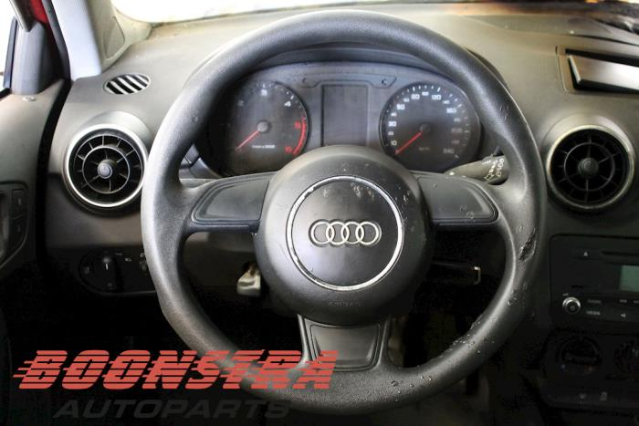 Audi A1 (8X1/XW), Hatchback 3-drs, 2010 / 2018<br><small>1.6 TDI 16V, Hatchback, 2Dr, Diesel, 1.598cc, 77kW, FWD, CAYC, 2010-05 / 2015-04</small>
