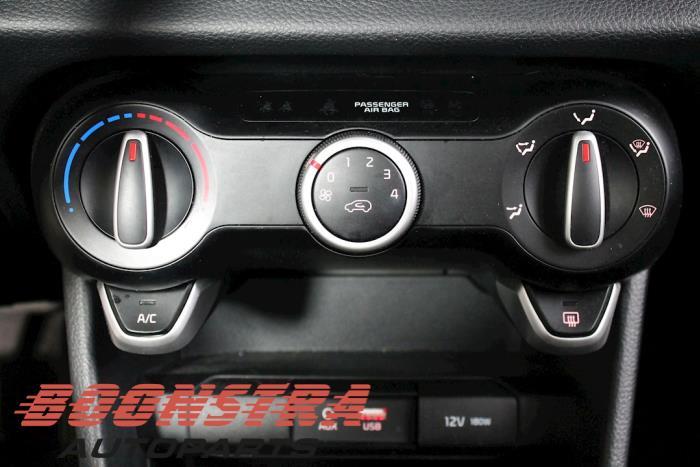 Kia Picanto (JA), Hatchback, 2017<br><small>1.0 12V, Hatchback, Benzine, 998cc, 49kW, FWD, G3LA, 2017-03, JAF4P1; JAF4P2; JAF5P1; JAF5P2</small>