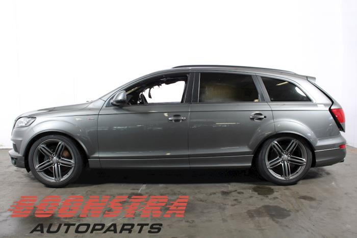 Audi Q7 (4LB/4LX), SUV, 2005 / 2015<br><small>3.0 TDI V6 24V Clean Diesel, SUV, Diesel, 2.967cc, 180kW, 4x4, CRCA, 2011-06 / 2015-08, 4LX</small>