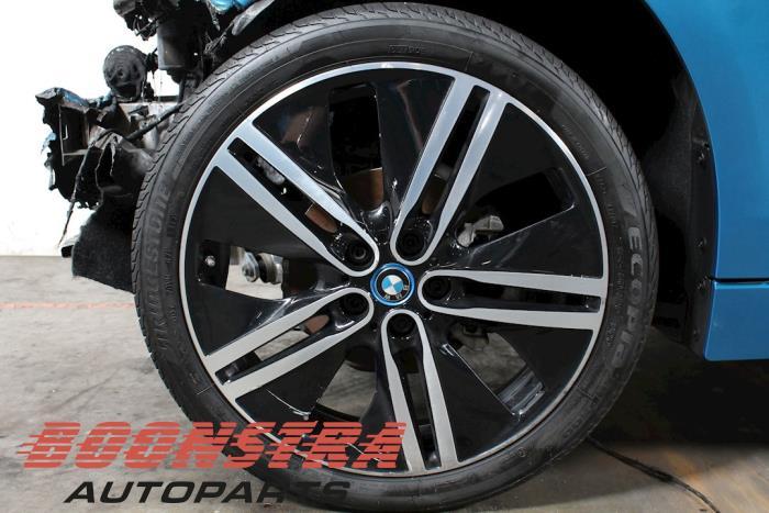BMW i3 (I01), Hatchback, 2013<br><small>i3 94Ah, Hatchback, Elektrisch, 125kW, RWD, IB1P25B, 2016-07, 1Z61; 1Z62</small>