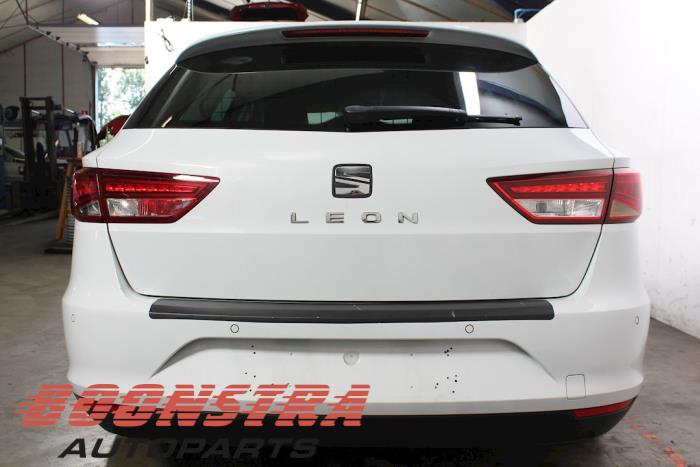 Seat Leon ST (5FF), Combi, 2013<br><small>1.6 TDI Ecomotive 16V, Combi/o, Diesel, 1.598cc, 81kW, FWD, CRKB, 2013-09</small>