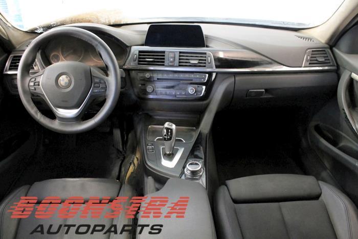 BMW 3 serie (F30/F80), Sedan, 2011 / 2018<br><small>318i 1.5 TwinPower Turbo 12V, Sedan, 4Dr, Benzine, 1.499cc, 100kW, FWD, B38B15A, 2015-07 / 2018-10, 8E31; 8E32</small>