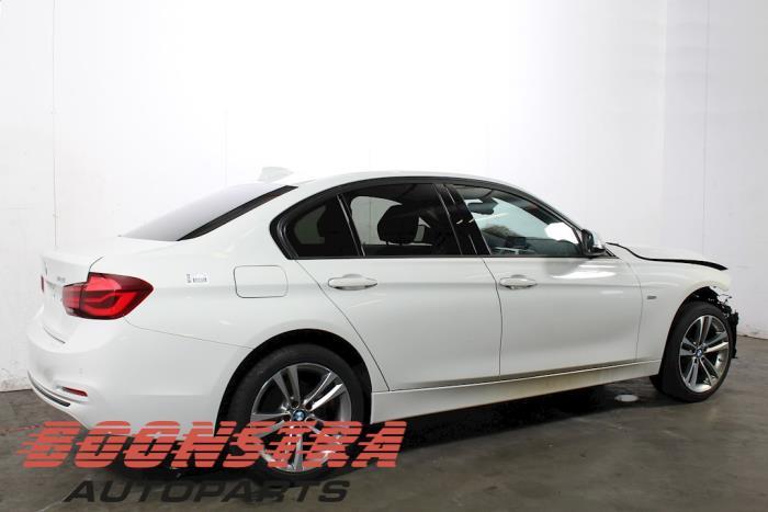 BMW 3 serie (F30/F80), Sedan, 2011 / 2018<br><small>318i 1.5 TwinPower Turbo 12V, Sedan, 4Dr, Benzine, 1.499cc, 100kW, FWD, B38B15A, 2015-03 / 2018-10, 8E31; 8E32</small>