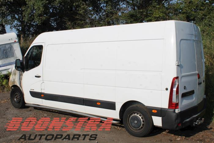Renault Master IV (MA/MB/MC/MD/MH/MF/MG/MH), Van, 2010<br><small>2.3 dCi 16V, Bestel, Diesel, 2.298cc, 92kW, FWD, M9TB8, 2014-09, MB14S; MBH4S; MBP4S; MBU4S; MFF2S; MFF3S; MFF4D; MFF4S; MFF5S; MFFES; MFFFD; MFFFS</small>
