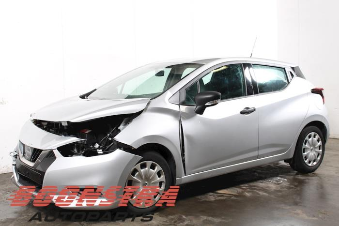 Nissan Micra 1.0 12V 2016-12 / 0-00