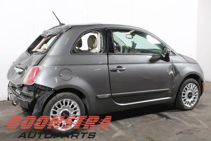 Fiat 500, Hatchback, 2007<br><small>1.4 16V, Hatchback, Benzine, 1.368cc, 74kW, FWD, 169A3000, 2007-08, 312AXC</small>