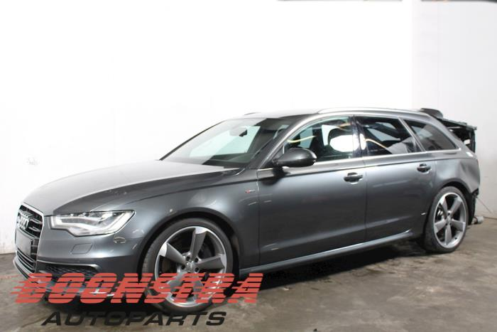 Audi A6 3.0 V6 24V TFSI Quattro 2011-05 / 2012-05