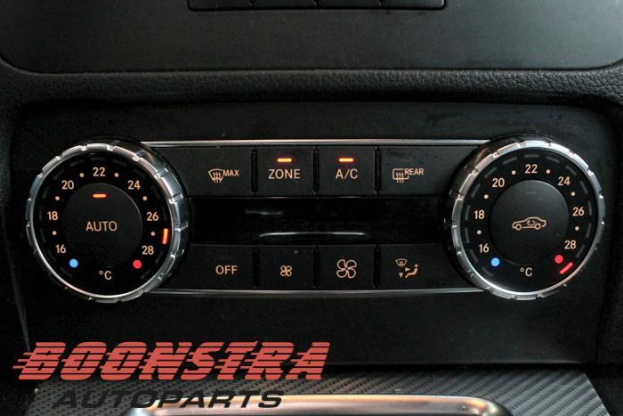 Mercedes GLK (204.7/9), SUV, 2008 / 2015<br><small>2.2 200 CDI 16V BlueEfficiency, SUV, Diesel, 2.143cc, 105kW, RWD, OM651916; OM651913, 2010-07 / 2015-06, 204.901</small>