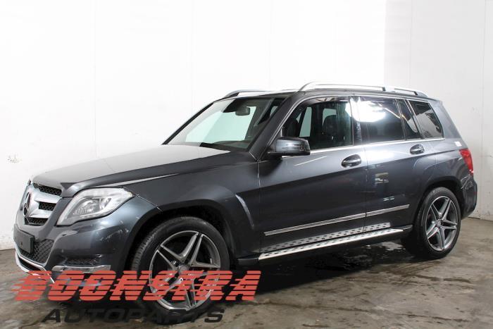 Mercedes GLK-Klasse 2.2 200 CDI 16V BlueEfficiency 2010-07 / 2015-06