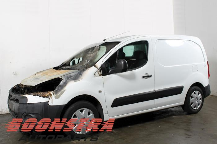 Peugeot Partner 1.6 HDI 75 16V 2008-04 / 2018-12