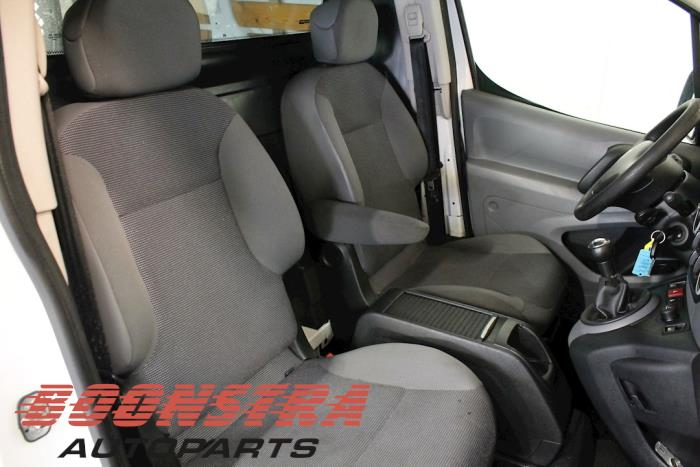 Peugeot Partner/Ranch (GC/GF/GG/GJ/GK), Van, 2008 / 2018<br><small>1.6 HDI 75 16V, Bestel, Diesel, 1.560cc, 55kW, FWD, DV6BUTED4; 9HT, 2008-04 / 2018-12, GC9HT; GF9HT; 7A9HT; 7B9HT; 7D9HT</small>