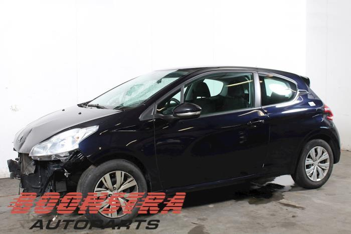 Peugeot 208 1.6 e-HDi FAP 2012-03 / 2019-06