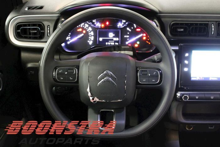 Citroen C3 (SX/SW), Hatchback, 2016<br><small>1.2 Vti 12V PureTech, Hatchback, Benzine, 1.199cc, 61kW, FWD, EB2FA; HMR, 2018-05, SXHMR; SWHMR</small>