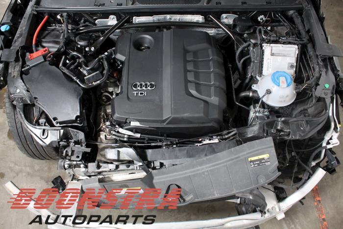 Audi Q5 (FYX), SUV, 2016<br><small>2.0 TDI 16V Quattro, SUV, Diesel, 1.968cc, 140kW, 4x4, DETA; DESA, 2016-06 / 2018-08</small>