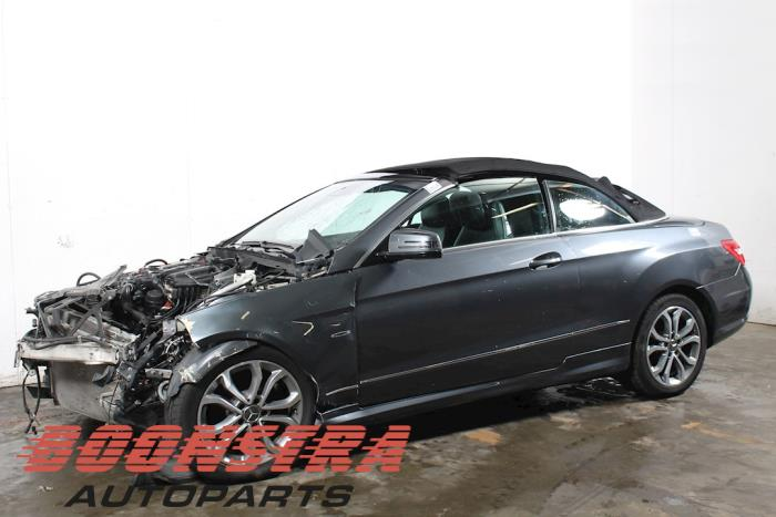 Mercedes E-Klasse E-220 CDI 16V BlueEfficiency 2010-01 / 2016-12
