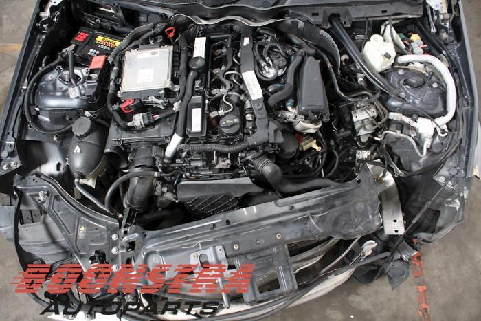 Mercedes E (R207), Cabrio, 2010 / 2017<br><small>E-220 CDI 16V BlueEfficiency, Cabrio, Diesel, 2.143cc, 125kW, RWD, OM651911, 2010-01 / 2016-12, 207.402</small>