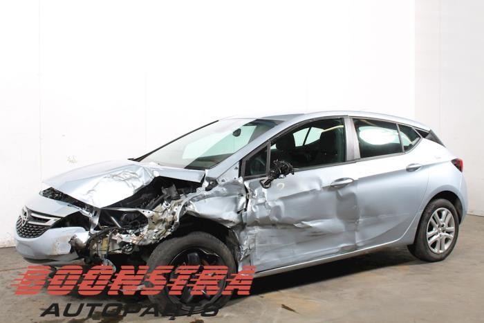 Opel Astra 1.0 SIDI Turbo 12V 2015-06 / 0-00
