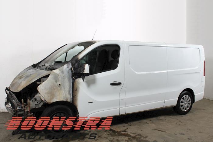 Opel Vivaro 1.6 CDTI 115 2014-06 / 2019-12