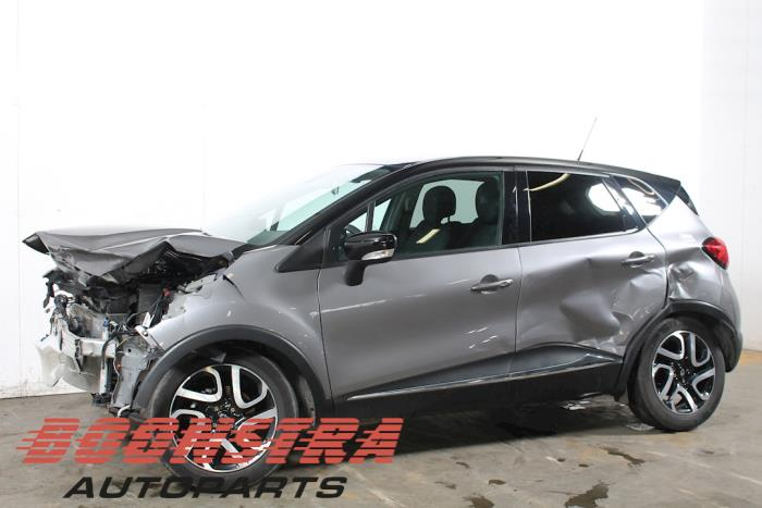 Renault Captur 1.2 TCE 16V EDC 2013-06 / 0-00