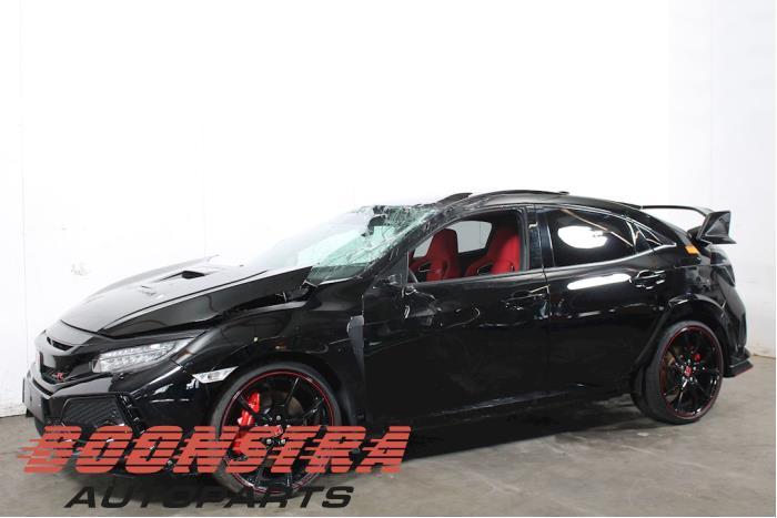 Honda Civic 2.0i Type R VTEC Turbo 16V 2017-06 / 0-00
