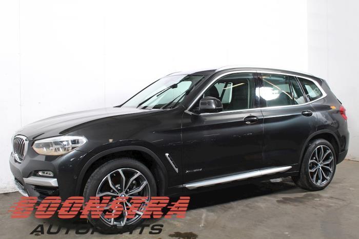 BMW X3 xDrive 30d 3.0 TwinPower Turbo 24V Van 2017-08 / 0-00