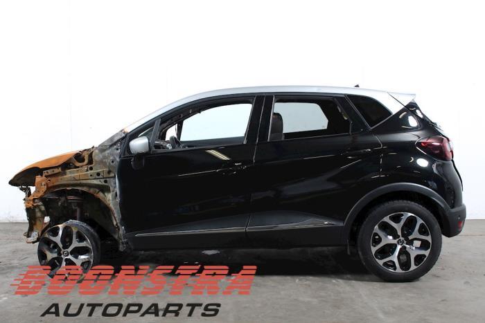 Renault Captur (2R), SUV, 2013<br><small>1.2 TCE 16V EDC, SUV, Benzine, 1.197cc, 88kW, FWD, H5F412; H5FG4, 2015-06, 2R02; 2R03; 2RAU; 2RBU</small>