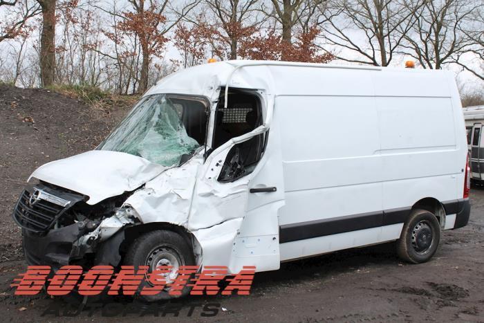 Opel Movano 2.3 CDTi 16V FWD 2012-05 / 0-00