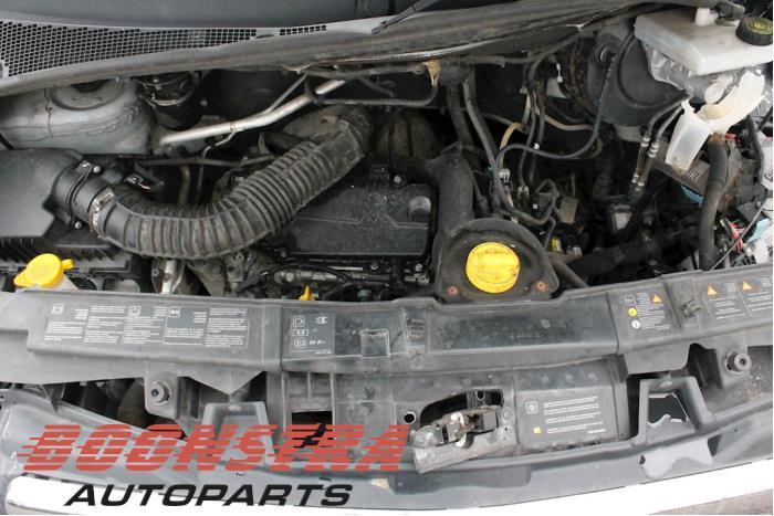 Opel Movano, Van, 2010<br><small>2.3 CDTi 16V FWD, Bestel, Diesel, 2.299cc, 92kW, FWD, M9TB8, 2012-05</small>