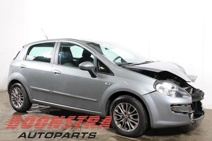 Fiat Punto Evo (199), Hatchback, 2009 / 2012<br><small>1.3 JTD Multijet 85 16V Euro 5, Hatchback, Diesel, 1.248cc, 63kW, FWD, 199B4000, 2010-04 / 2011-10, 199AXY; 199BXY</small>