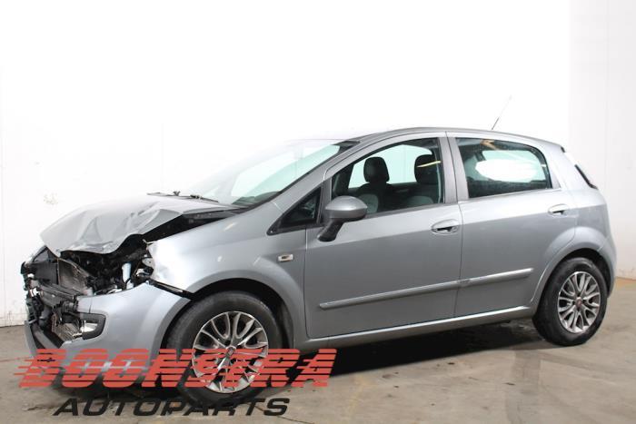 Fiat Punto 1.3 JTD Multijet 85 16V Euro 5 2010-04 / 2011-10