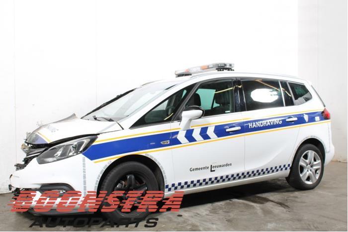 Opel Zafira 1.6 16V CNG ecoFLEX Turbo 2014-07 / 2018-05