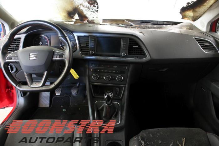 Seat Leon SC (5FC), Hatchback, 2012<br><small>1.4 TSI ACT 16V, Hatchback, Benzine, 1.395cc, 110kW, FWD, CZEA, 2014-05 / 2018-08</small>