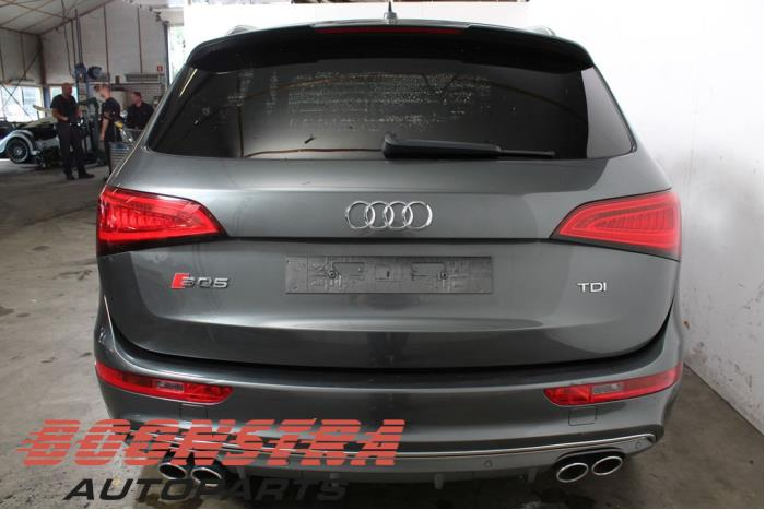 Audi SQ5 (8RX), SUV, 2012 / 2017<br><small>3.0 TDI V6 24V, SUV, Diesel, 2.967cc, 230kW, 4x4, CGQB, 2012-12 / 2015-11</small>
