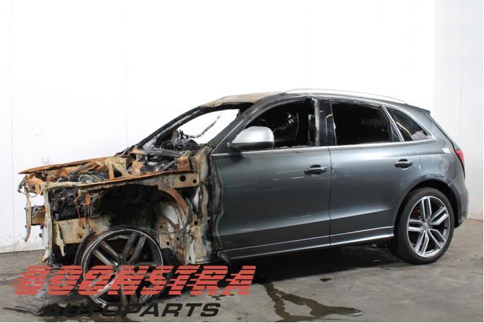 Audi SQ5 3.0 TDI V6 24V 2012-12 / 2015-11