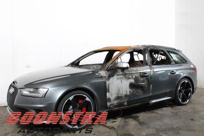 Audi RS4 4.2 V8 32V 2012-05 / 2015-08
