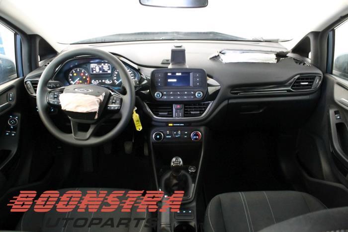 Ford Fiesta VIII, Hatchback, 2017<br><small>1.1 Ti-VCT 12V 85, Hatchback, Benzine, 1.084cc, 63kW, FWD, XYJD, 2018-01</small>
