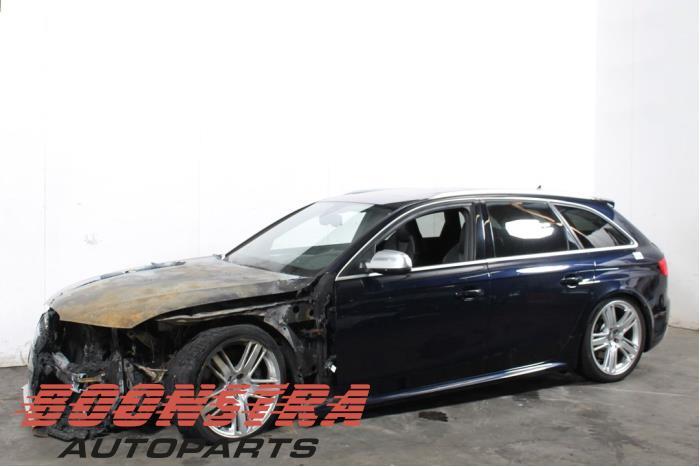 Audi S4 3.0 TFSI V6 24V 2008-11 / 2012-02