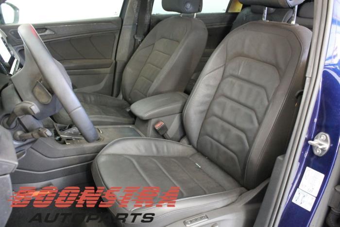 Seat Tarraco, SUV, 2018<br><small>2.0 TSI 16V 4Drive, SUV, Benzine, 1.984cc, 140kW, 4x4, DKZA, 2018-11</small>