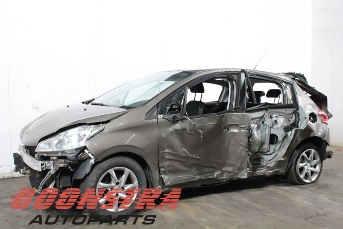 Peugeot 208 1.4 HDi 2012-03 / 2019-06