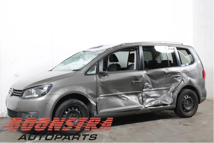 Volkswagen Touran 1.2 TSI 2010-05 / 2015-05