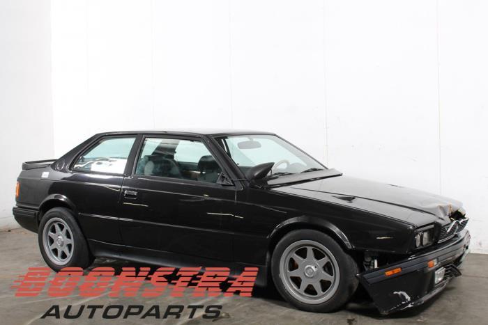 Maserati Biturbo 2.8 222 SE 18V Kat. Sloopvoertuig (1991 ...