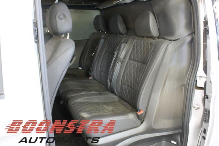 Mercedes Vito (447.6), Van, 2014<br><small>2.2 119 CDI 16V BlueTEC, Bestel, Diesel, 2.143cc, 140kW, RWD, OM651950, 2014-10, 447.601; 447.603; 447.605</small>