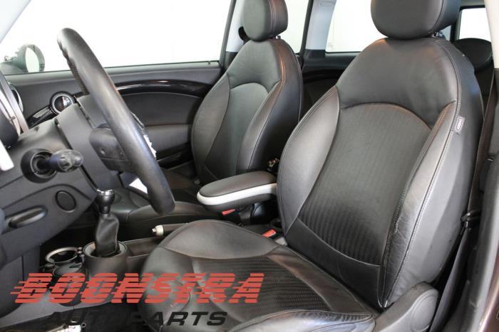 Mini Clubman (R55), Combi, 2007 / 2014<br><small>1.6 16V Cooper, Combi/o, Benzine, 1.598cc, 88kW, FWD, N12B16A, 2007-10 / 2010-02, ML31; ML32; ML33</small>