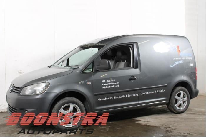Volkswagen Caddy 1.6 TDI 16V 2010-08 / 2015-05